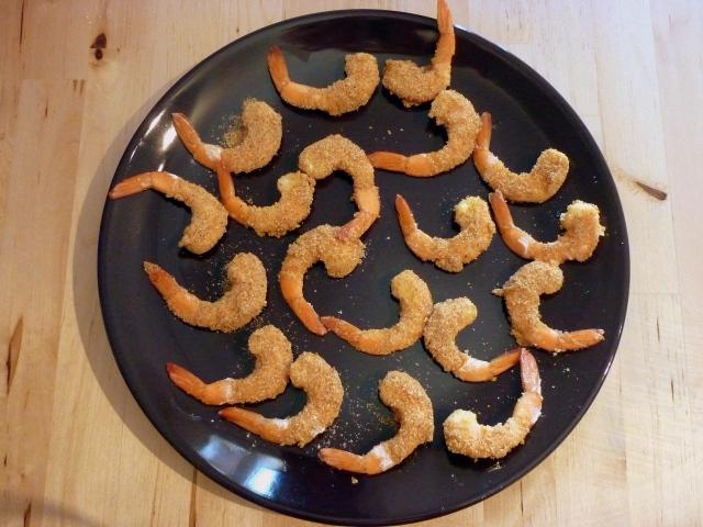 Crevettes Panées5